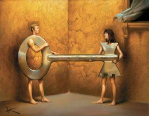 О встрече «Ключ к успешному сотрудничеству»