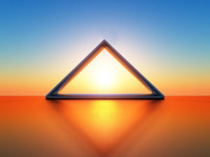 """Мастер-класс: """"Жизненные треугольники"""""""