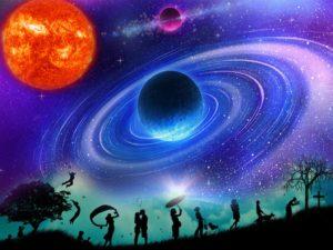 Нептунианцы, или о детях, рождённых под властью Нептуна.