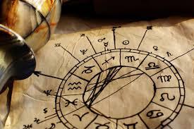 Расчетный метод построения гороскопа